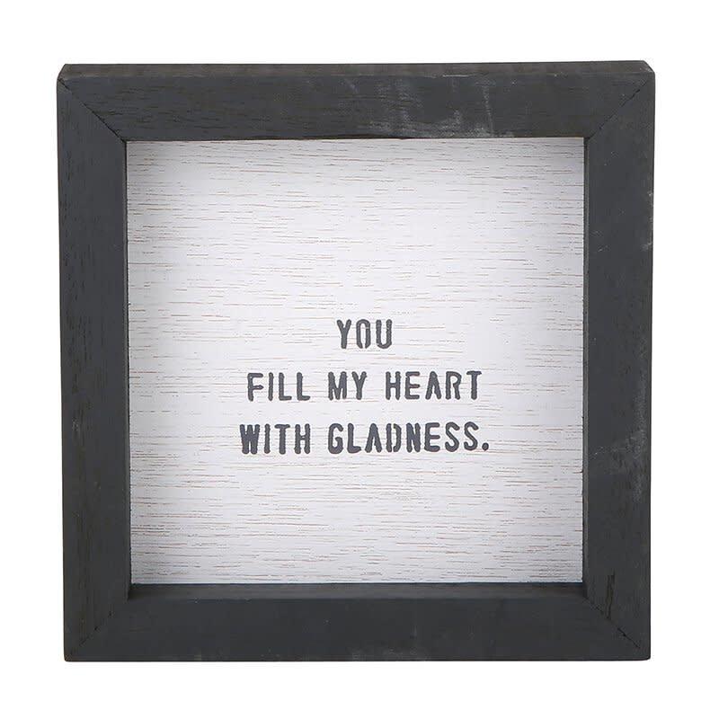Fill my Heart Frame