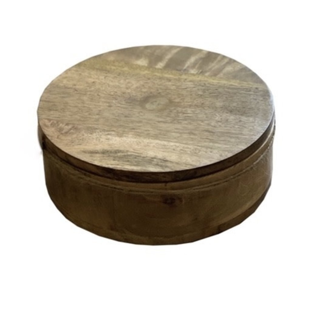 4 Wick Mountain Barrel Candle