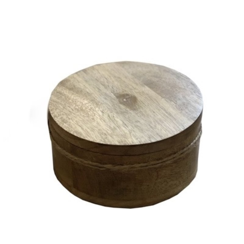 3 Wick Mountain Barrel Candle
