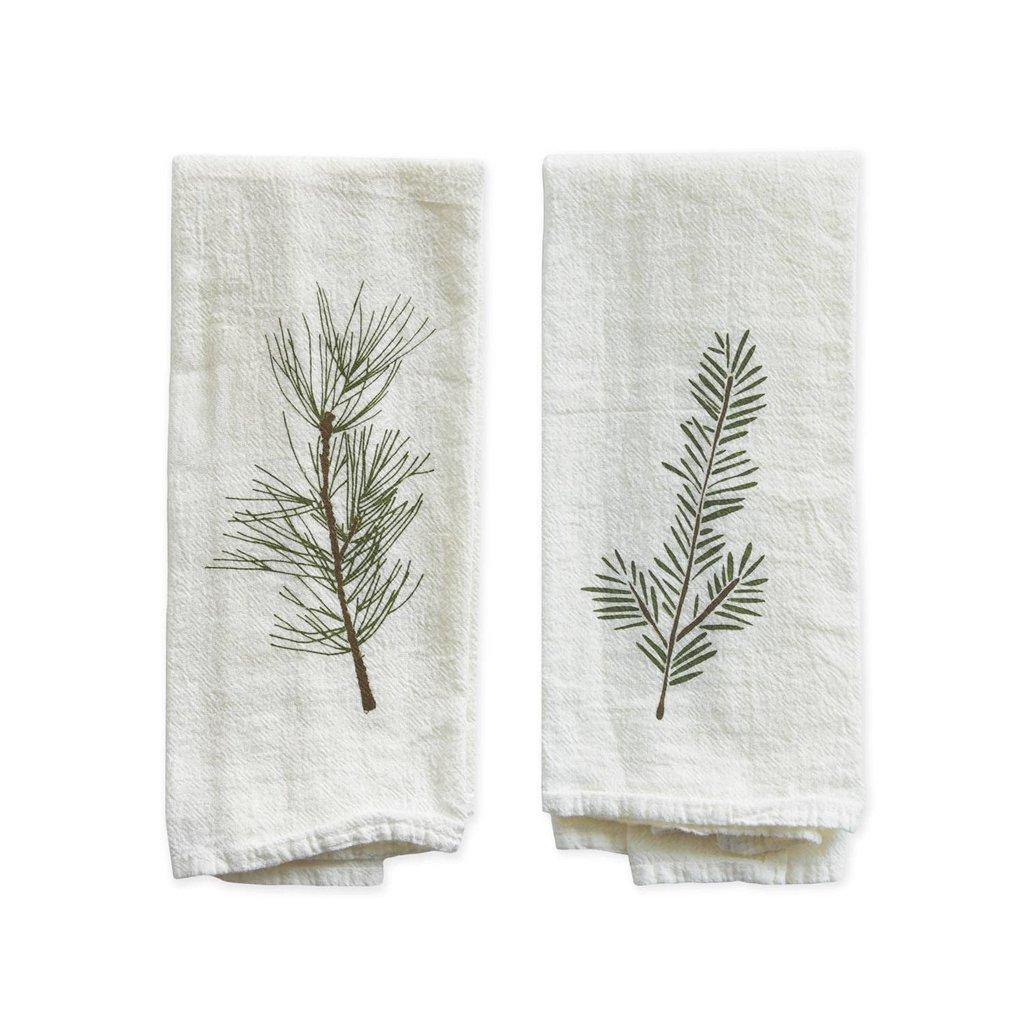 White Pine & Fir Napkins