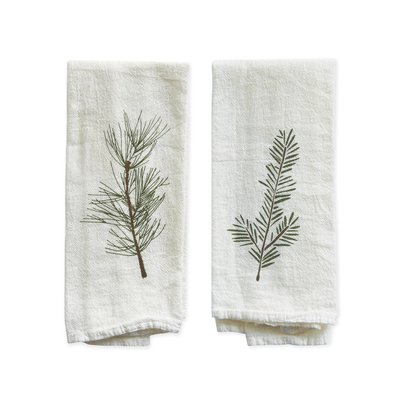 White Pine & Fir Napkins
