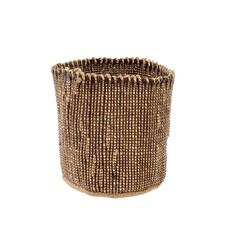 Brown Seagrass Basket