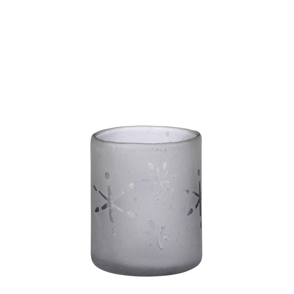 Snowflake Tealight Holder