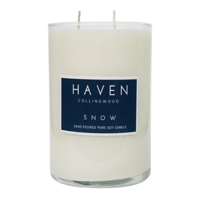 Snow Scented Candles