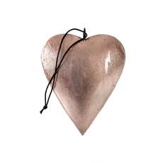 Blush Shimmer Heart