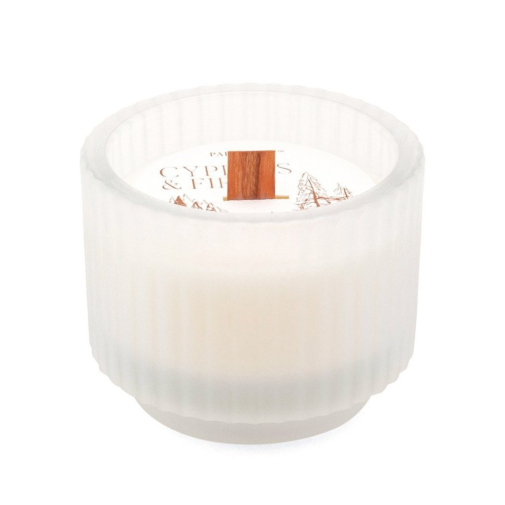 Cypress & Fir Wood Wick Candle