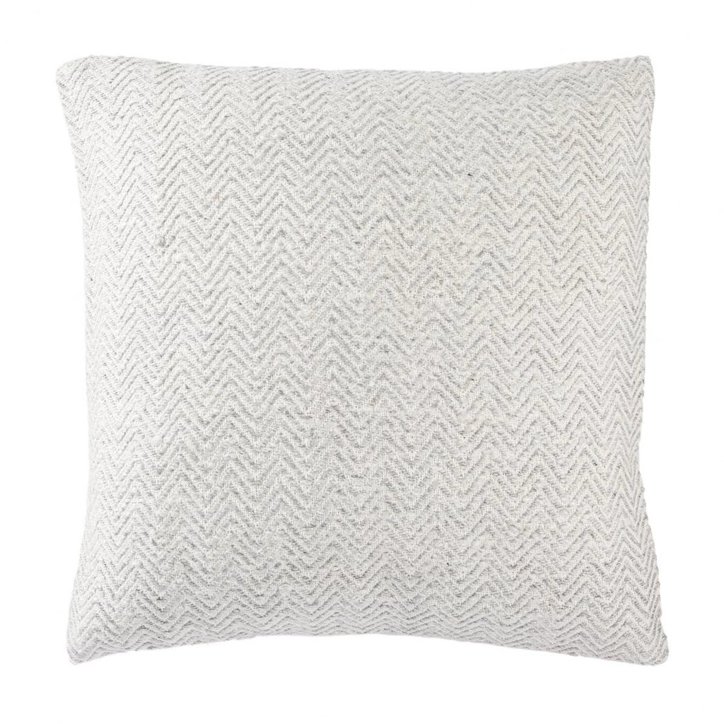 Chevron Gardenia Pillow