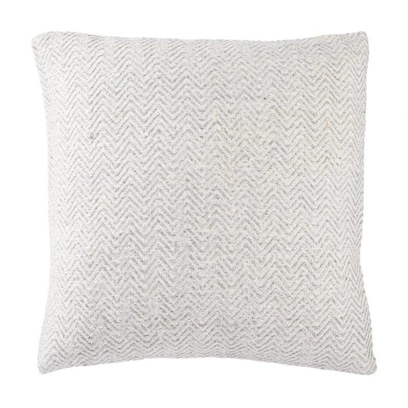 Chevron Gardenia Pillow