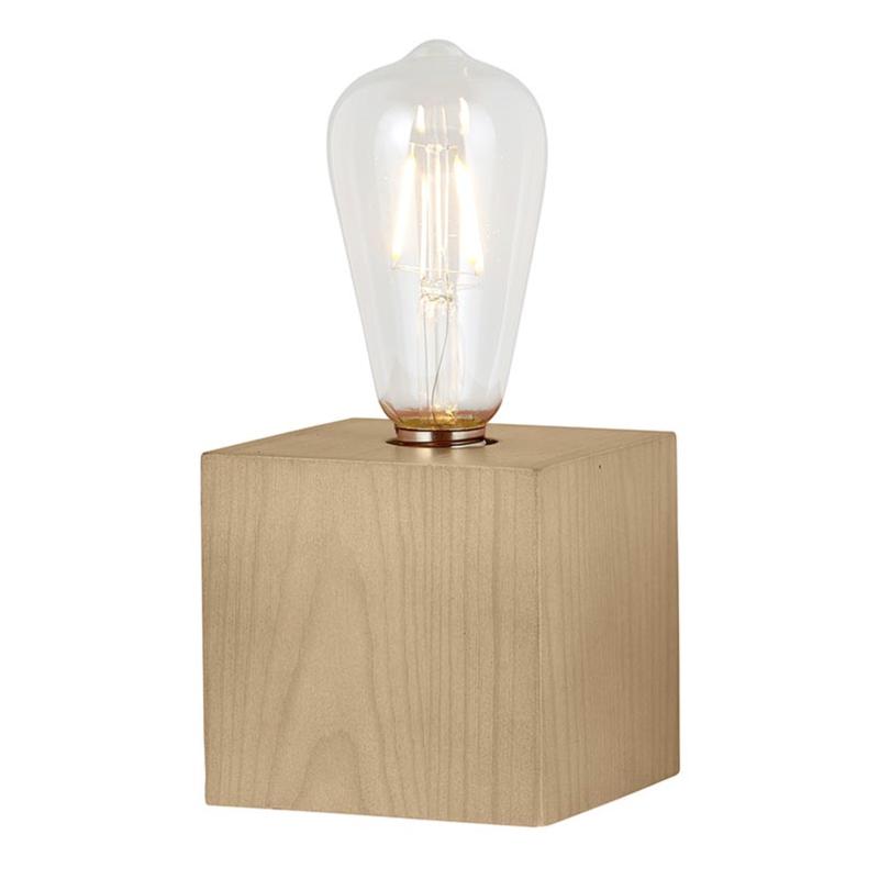 Natural Edison Lamp
