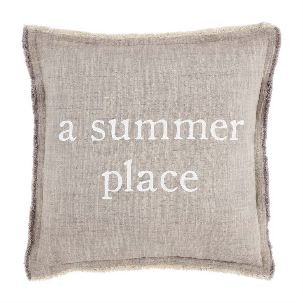 A Summer Place Pillow