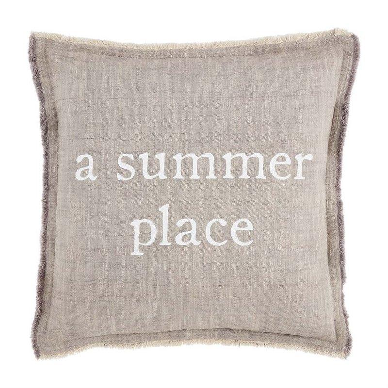 A Summer Place Pillow