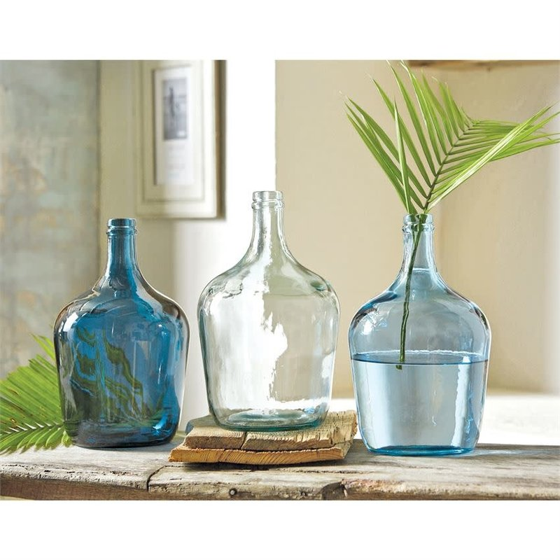 Glass Carafe Bottle Vases