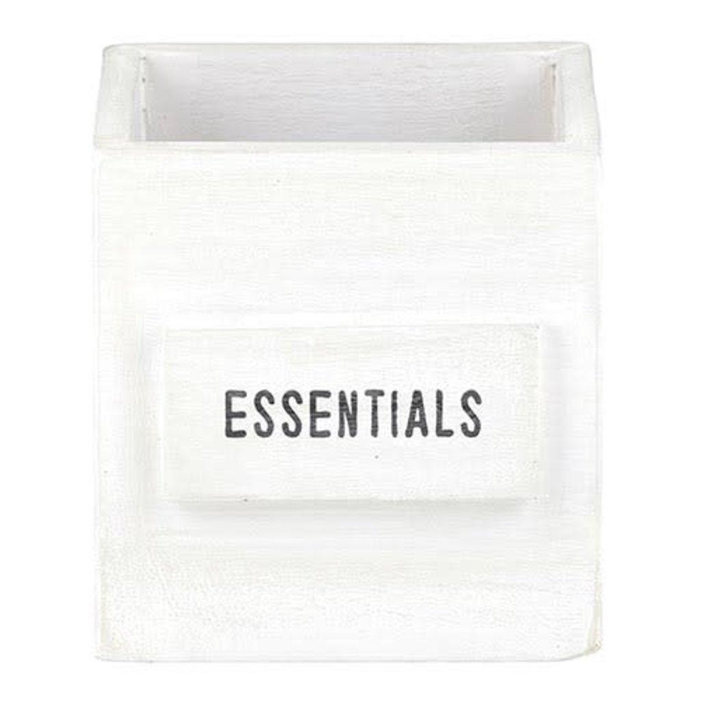 Wooden Essentials Box