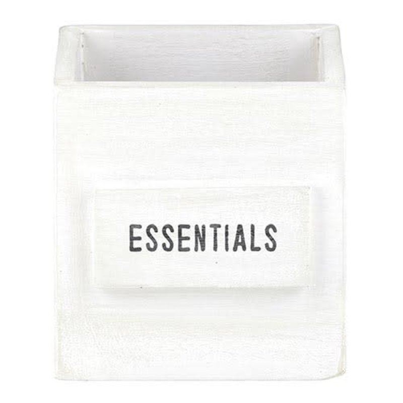 Wooden Essentials Box