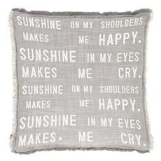 Sunshine Euro Pillow