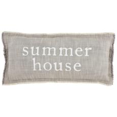 Summer House Pillow