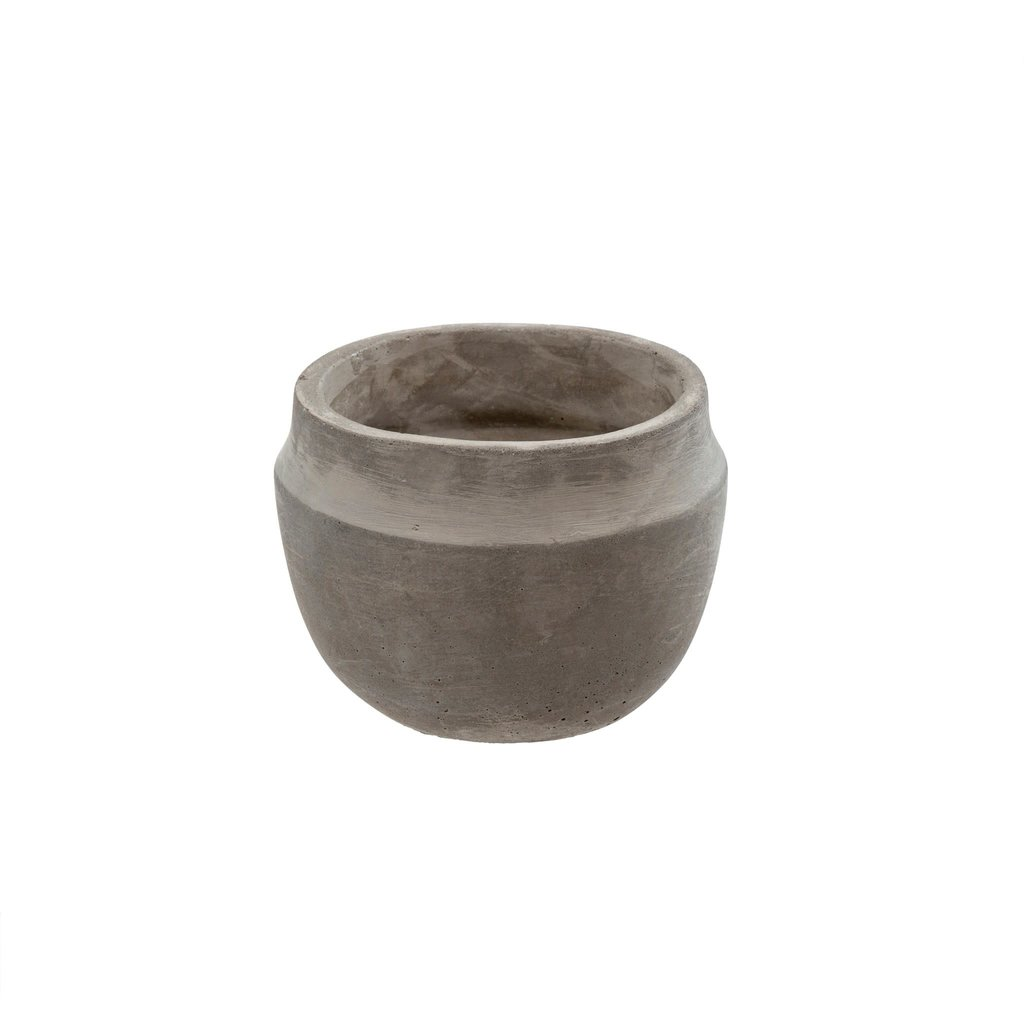 Medium Classic Concrete Pot