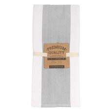 Premium Grey Tea Towel Set