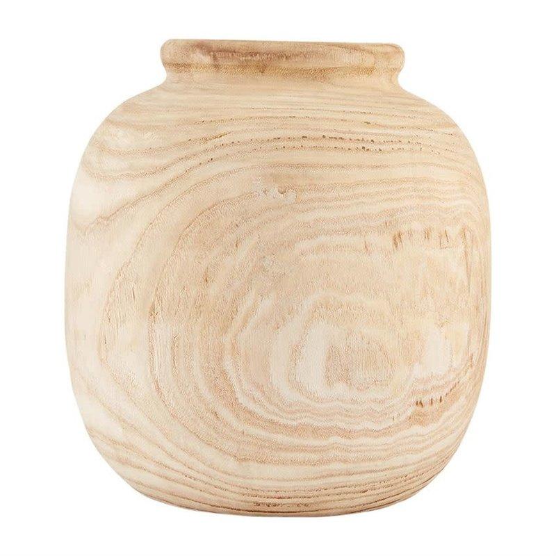 Large Paulownia Pot