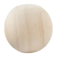 Decorative Wood Balls