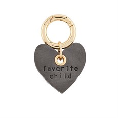 Favorite Child Collar Charm