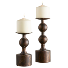 Ball Candle Holders