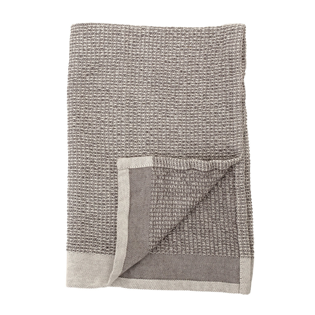 Grey Waffle Weave Kitchen Towel Set