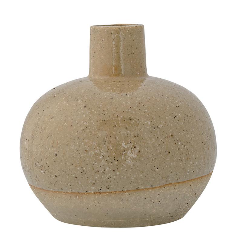 Sand Stoneware Vase