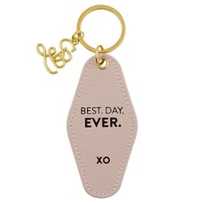 Best Day Ever Key Tag