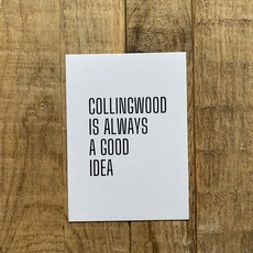 Collingwood is... Postcard