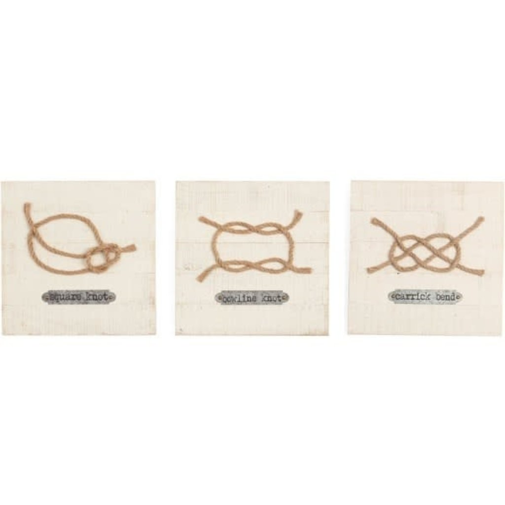 Wooden Knot Art Set