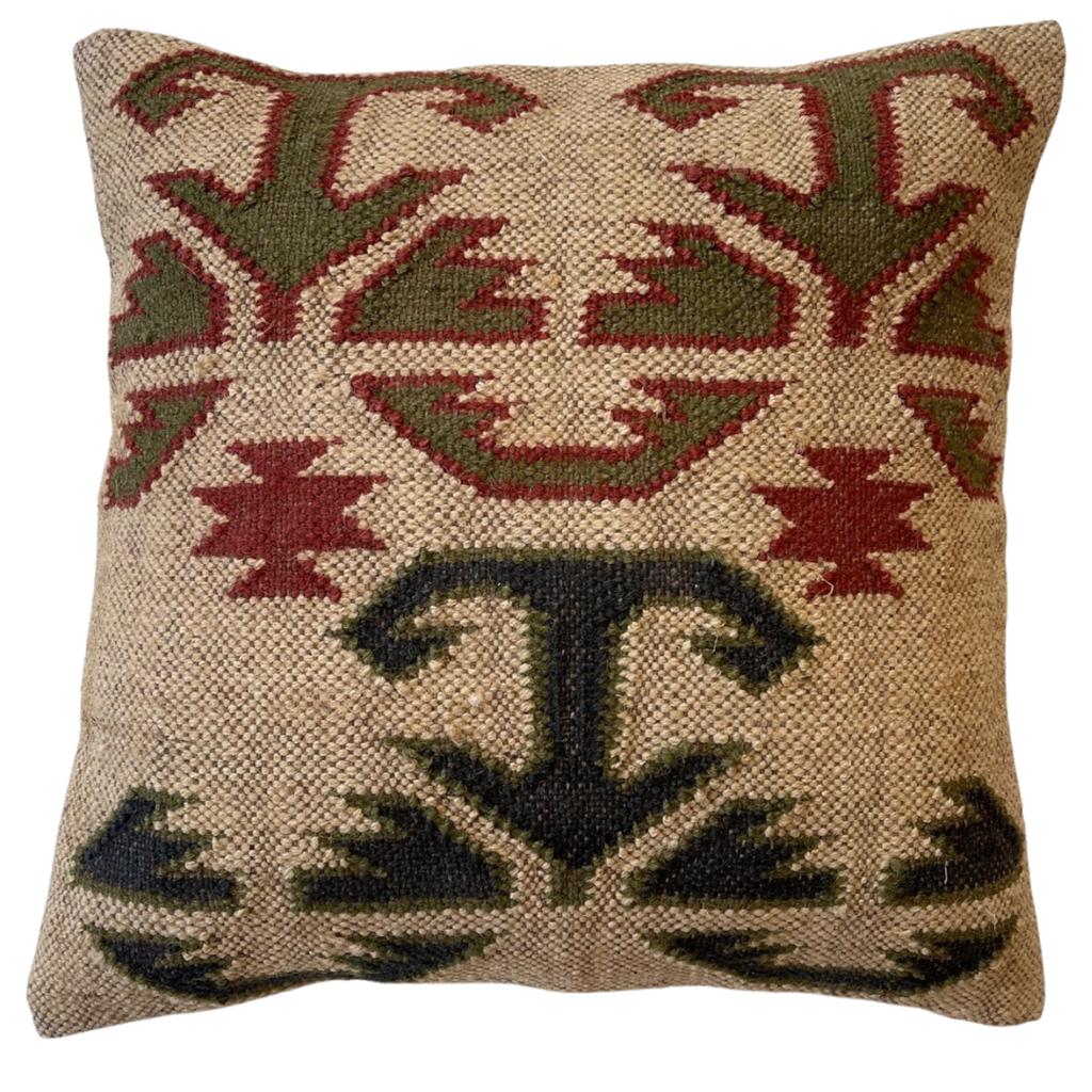 Tremblant Kilim Pillow