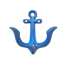 Assorted Small Anchor Hooks