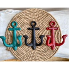 Assorted Large Anchor Hooks