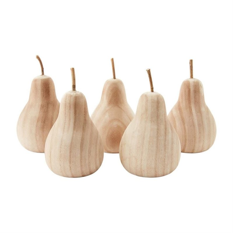 Paulownia Wood Pears