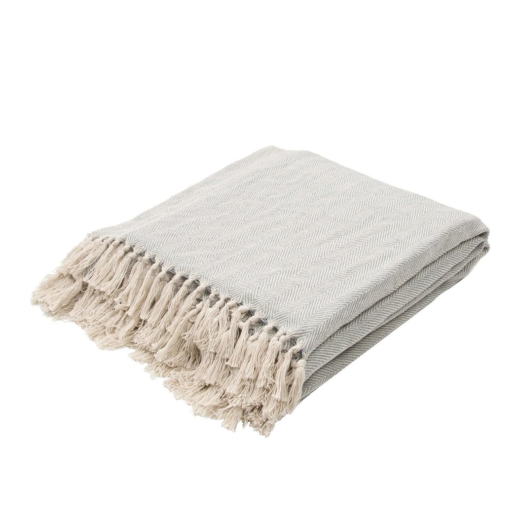 Mineral Blue Seabreeze Throw