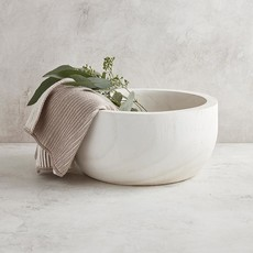 White Paulownia Wood Bowl
