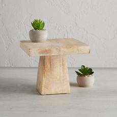 Square Wood Riser