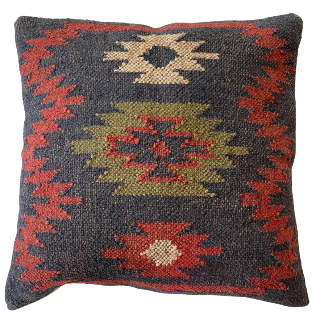 Vermont Kilim Pillow