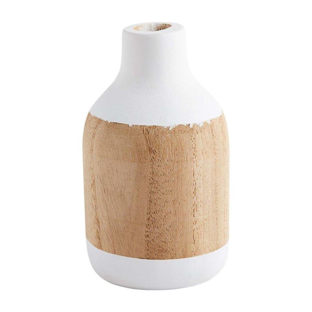Paulownia Bud Vases