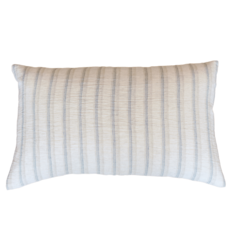 Henry Natural Striped Pillows