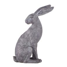 Resin Standing Rabbits