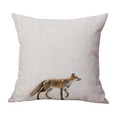 Standing Fox Indoor/Outdoor Pillow
