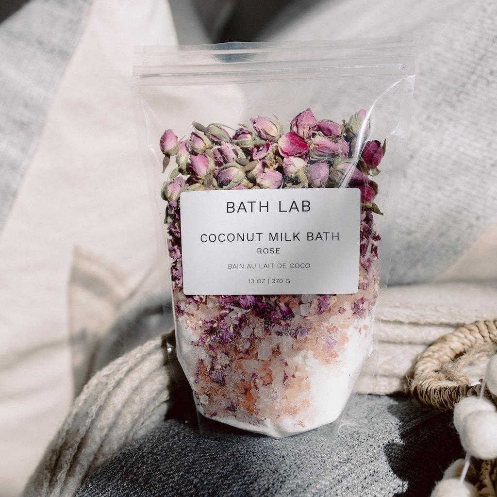 Coconut Milk Bath