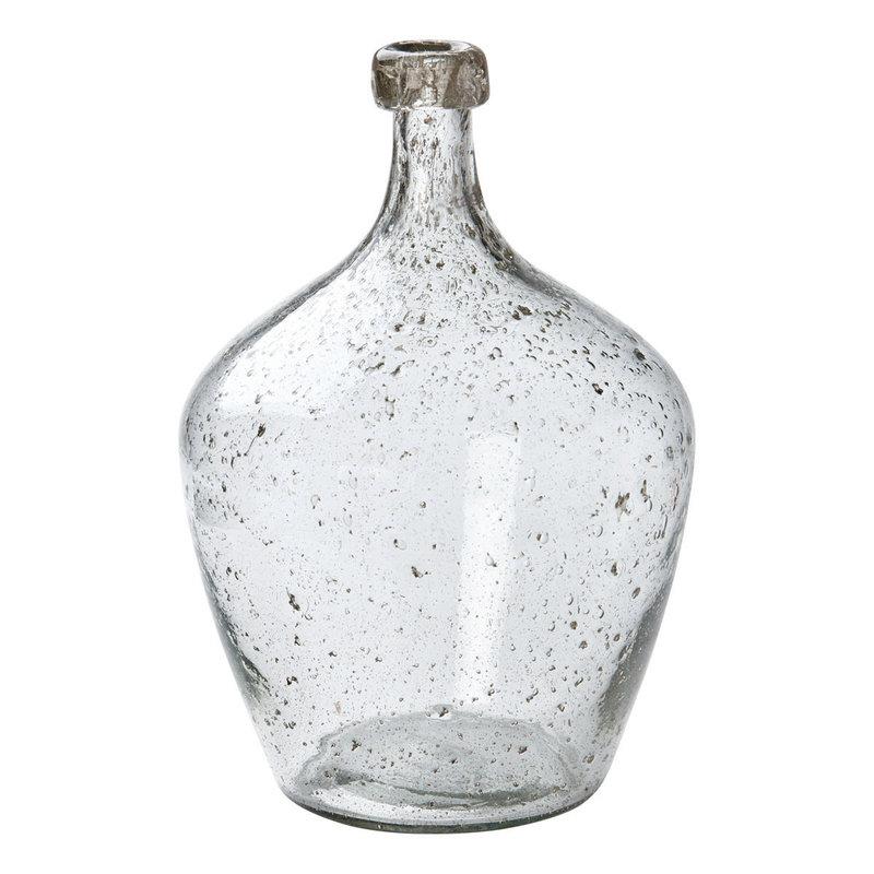 Large Brooklyn Pebble Glass Vase