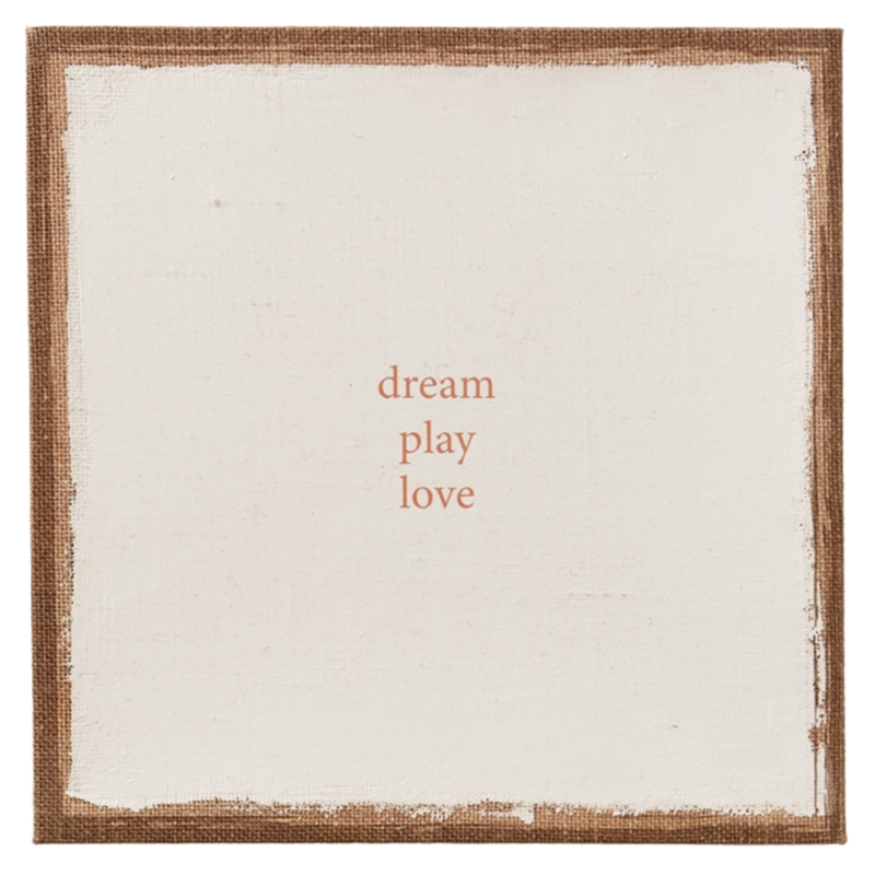 Dream Play Love Wall Art