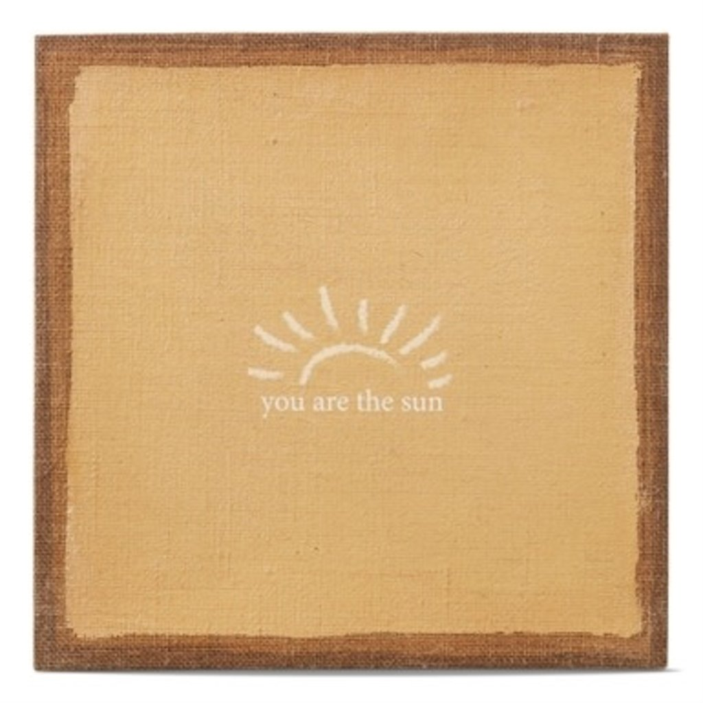 You are the Sun Wall Art