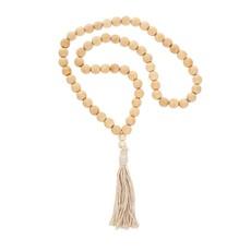 Tassel Blessing Beads Natural