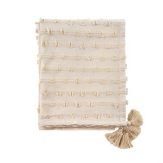 Off White Westerly Throw