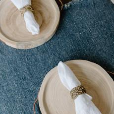 Seagrass Napkin Rings